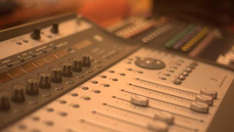 technik realizacji dźwięku Łódź