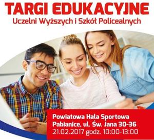 V Targi Edukacyjne Uczelni Wyższych i Szkół Policealnych