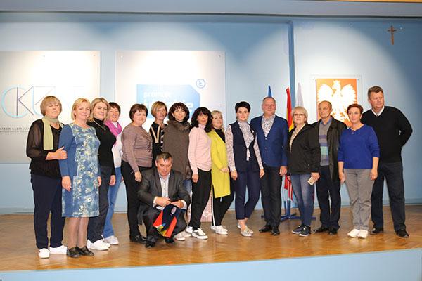 Spotkanie z dyrektorami ukraińskich szkół