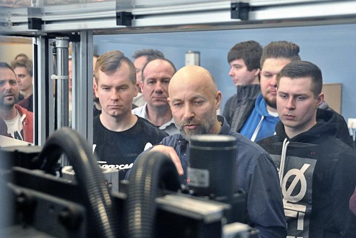 Pierwszy rozdział Dni Otwartych w Zespole Szkół i Placówek Oświatowych Nowoczesnych Technologii Województwa Łódzkiego