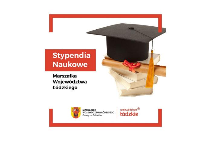 Zarząd Województwa Łódzkiego ogłasza nabór wniosków o przyznanie jednorazowych stypendiów naukowych Marszałka Województwa Łódzkiego w 2021 roku